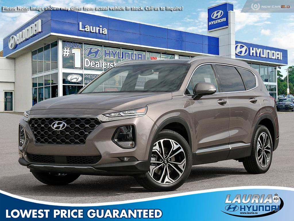 New 2020 Hyundai Santa Fe 2.0T AWD Ultimate *DEMO*