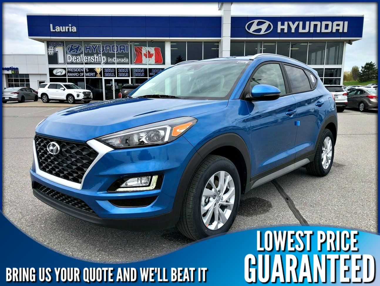 New 2020 Hyundai Tucson 2.0L AWD Preferred
