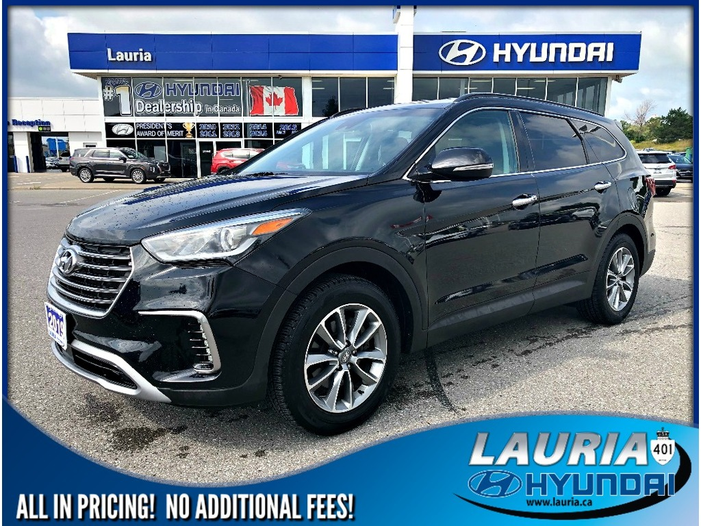 Pre-Owned 2019 Hyundai Santa Fe XL V6 AWD Preferred - 7-Passenger