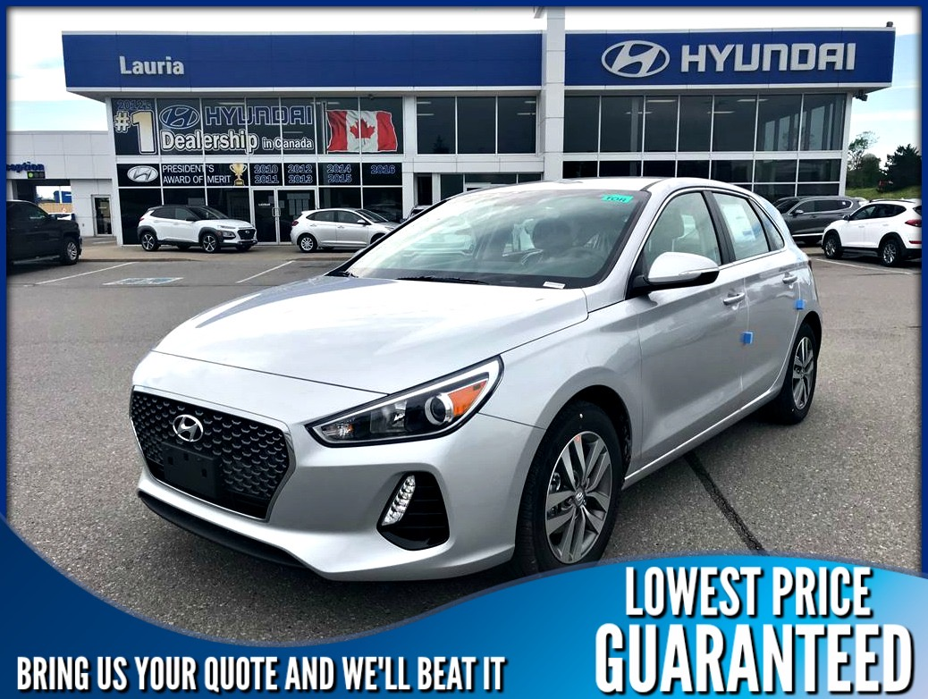 New 2020 Hyundai Elantra GT Preferred Auto