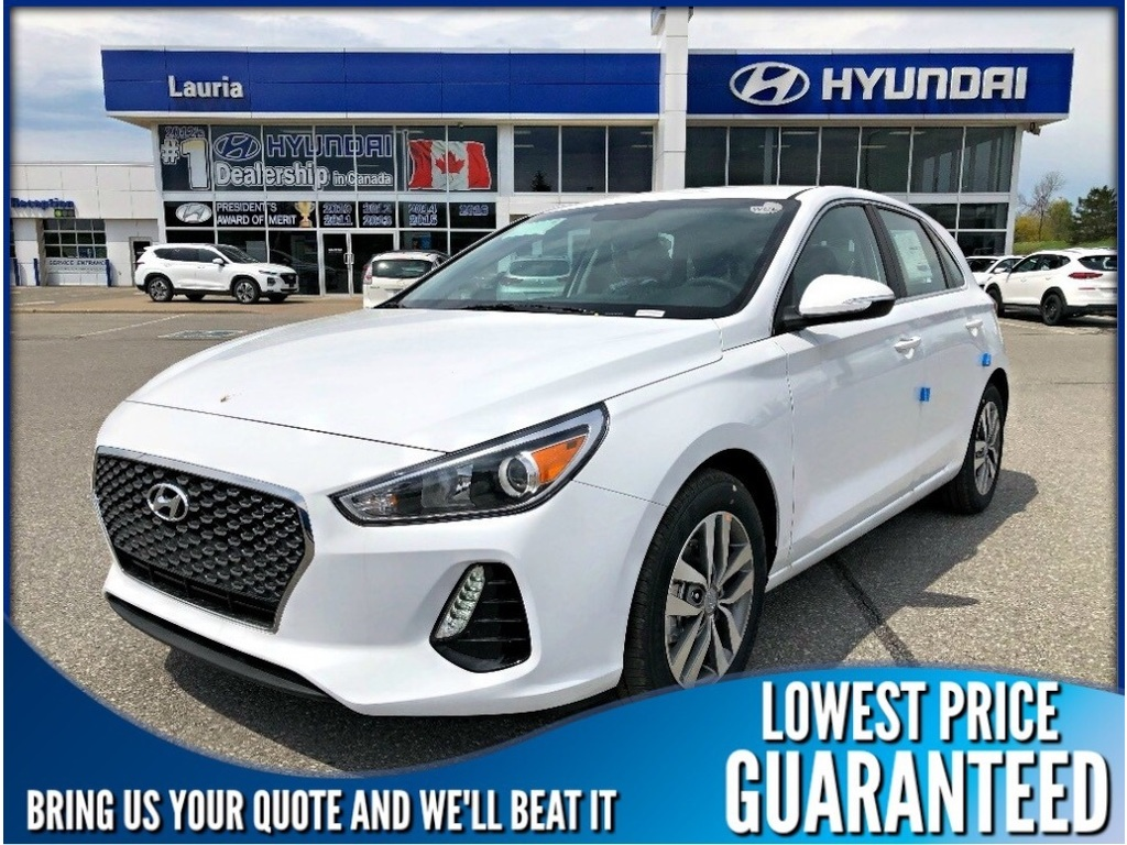 New 2019 Hyundai Elantra GT Preferred Auto