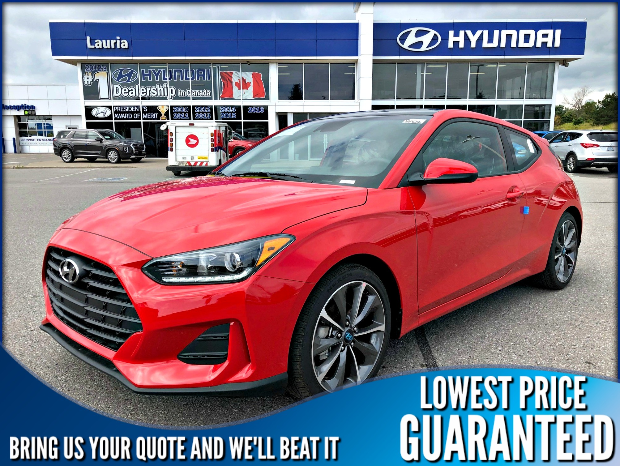 New 2020 Hyundai Veloster Luxury Auto