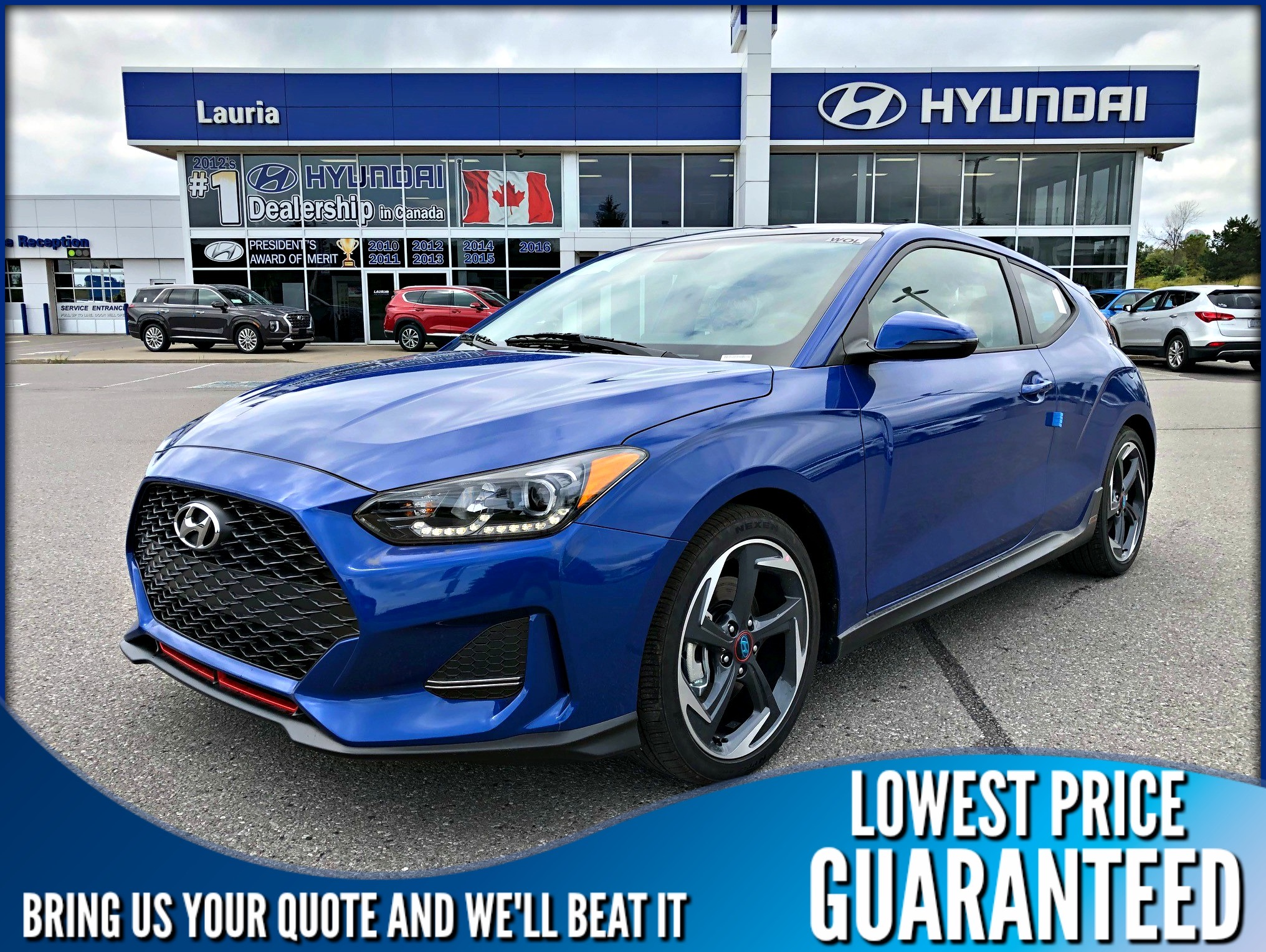 New 2020 Hyundai Veloster Turbo Manual