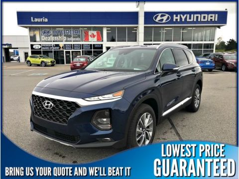 New 2019 Hyundai Santa Fe 2.0T AWD Preferred Auto