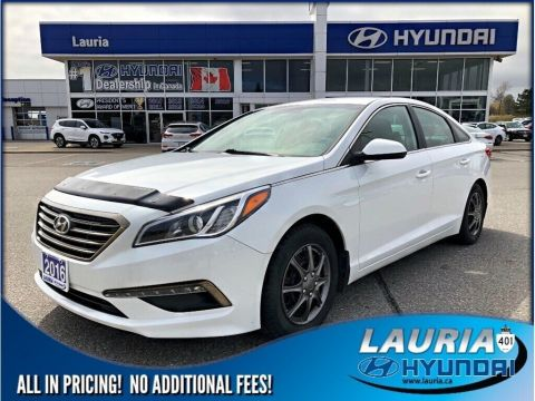 Pre-Owned 2016 Hyundai Sonata GL Auto - Bluetooth