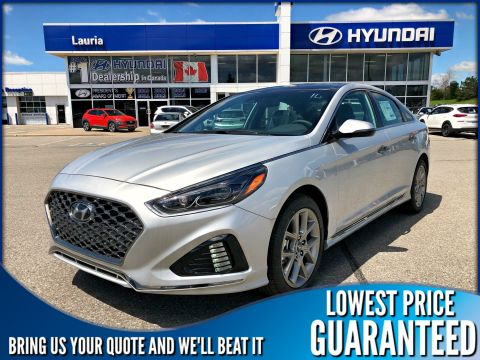 New 2019 Hyundai Sonata Ultimate Auto