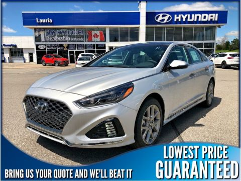 New 2019 Hyundai Sonata 2.0T Ultimate Auto