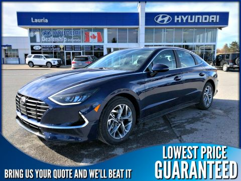 New 2020 Hyundai Sonata 2.5L Preferred Auto