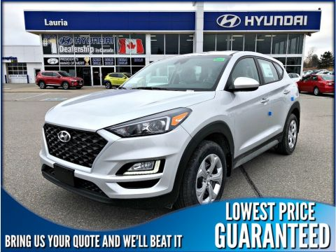 New 2019 Hyundai Tucson 2.0L FWD Essential w/Safety Pkg