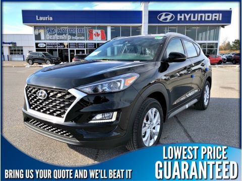 New 2019 Hyundai Tucson 2.0L FWD Preferred Auto