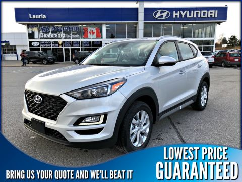 New 2019 Hyundai Tucson 2.0L AWD Preferred
