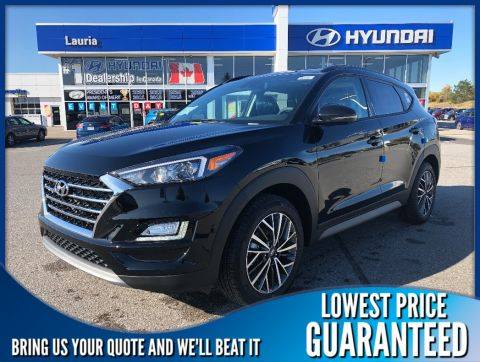 New 2020 Hyundai Tucson 2.4L AWD Luxury