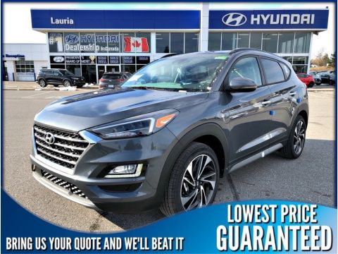 New 2019 Hyundai Tucson 2.4L AWD Ultimate Auto *DEMO*
