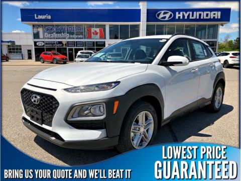New 2019 Hyundai Kona 2.0L AWD Essential Auto