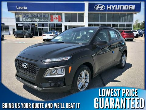 New 2020 Hyundai Kona 2.0L AWD Essential Auto