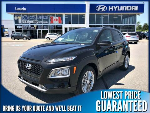 New 2019 Hyundai Kona 2.0L FWD Preferred Auto