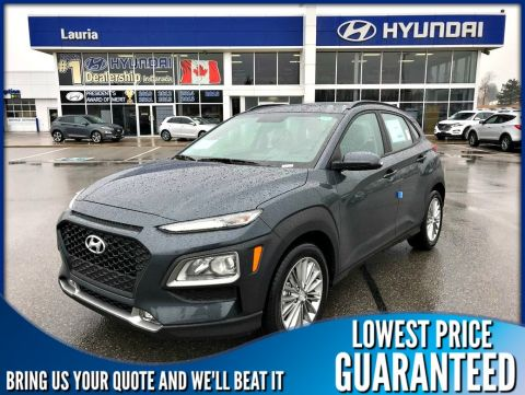 New 2019 Hyundai Kona 2.0L AWD Preferred *DEMO includes Winter Tires*