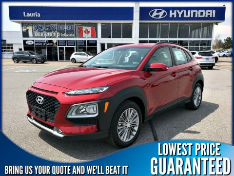 New 2020 Hyundai Kona 2.0L AWD Preferred Auto