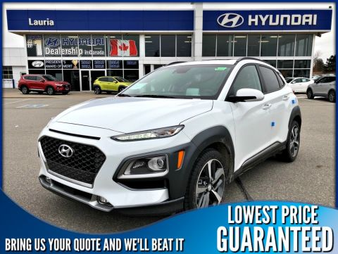 New 2020 Hyundai Kona 1.6T AWD Ultimate Auto