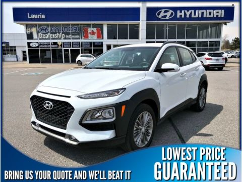 New 2019 Hyundai Kona 2.0L AWD Luxury Auto *DEMO*