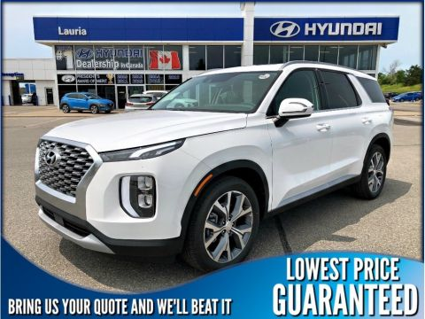 New 2020 Hyundai Palisade Preferred