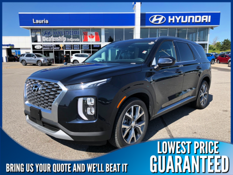 New 2020 Hyundai Palisade V6 AWD Preferred 8-Passenger