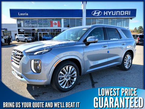 New 2020 Hyundai Palisade V6 AWD Ultimate 7-Passenger *DEMO*