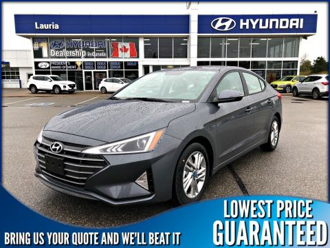 New 2020 Hyundai Elantra Preferred Auto *DEMO*