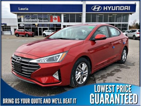 New 2020 Hyundai Elantra Preferred Auto